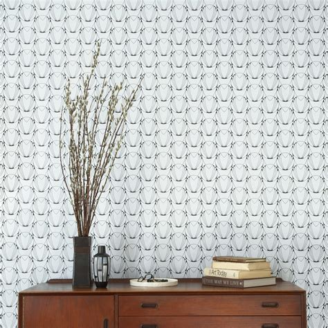 removable wall paper tempaper temporary wallpaper ivy lane