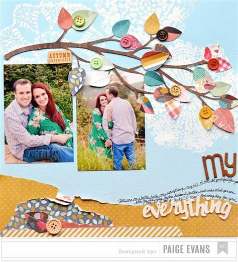 scrapbook layout ideas 5 photos creative scrapbook ideas hative