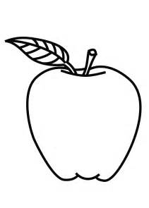 apple coloring sheet apple for pages clipart clipart suggest