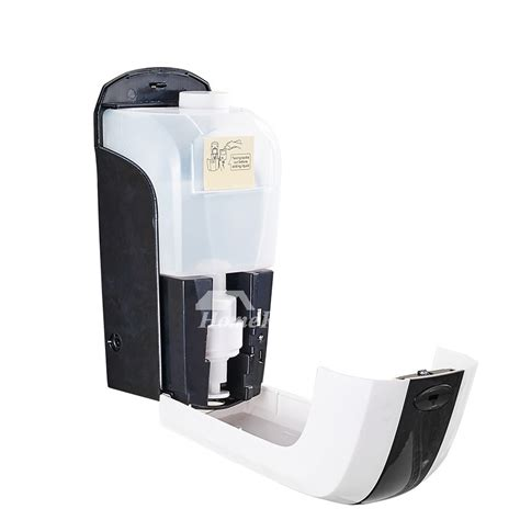 battery operated soap dispenser foam touchless wall ml