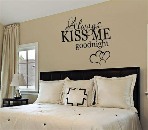 bedroom wall decal best 25 bedroom wall decorations ideas on pinterest