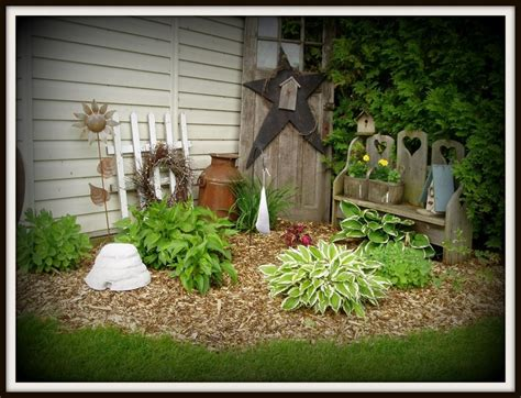 pinterest yard decorations rustic garden decor my yard pinterest
