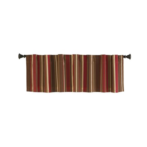 Valances Lowes shop style selections 15 in l bernard tailored valance at lowes