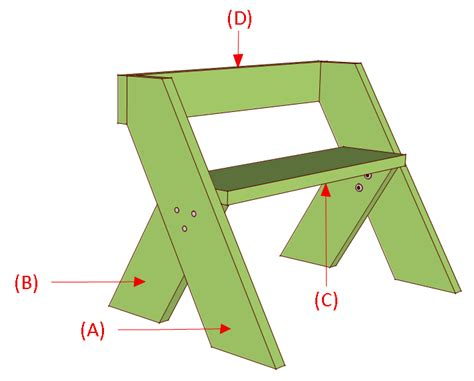 Superior Easy To Build Home Plans #1: Leopold-bench-plans-material.png