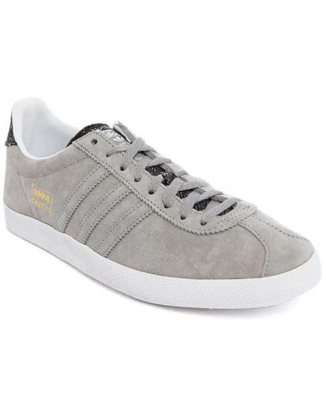 Adidas Gazelle Suede Grey adidas gray gazelle grey chevron grey tweed suede