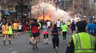 terrorism strikes boston marathon as bombs kill 3 wound
