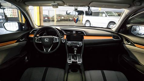 how cars run 2004 honda civic seat position control carbon fiber wrap on dash trim page 2 2016 honda civic forum 10th gen type r forum si