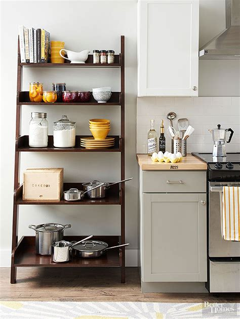 Get Organized With These 25 Kitchen Storage Ideas Kitchen Cabinets Storage Ideas