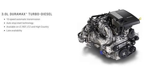 2019 Gmc 3 0 Diesel by 2019 Chevy Silverado 1500 3 0l Duramax Diesel
