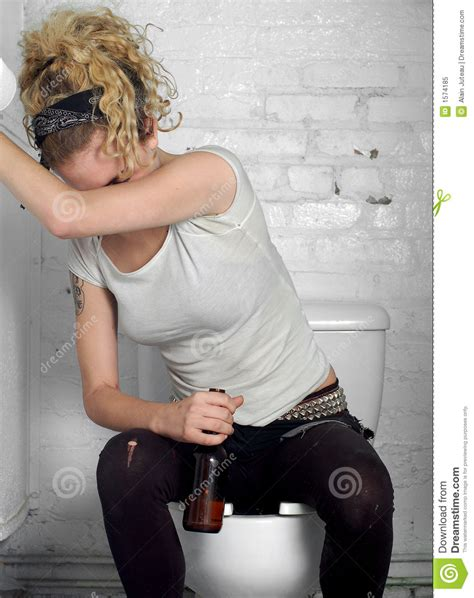 girls in public bathroom drunk girl in a public toilet 6 royalty free stock photo