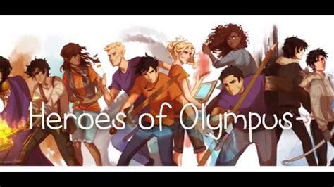The Heroes Of Olympus heroes of olympus superheroes