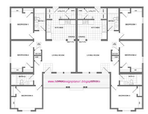3 bedroom guest house plans plan maison gratuit le bon plan pour construire ou faire