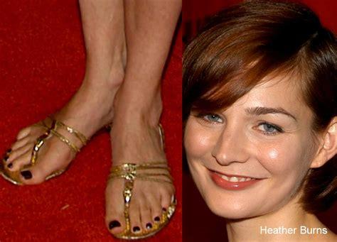 heather carolins feet wikifeet heather burns s feet