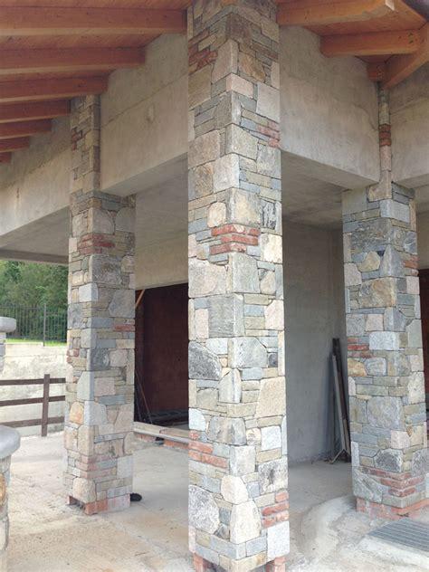 rivestimenti pilastri interni l era della pietra lavorazioni