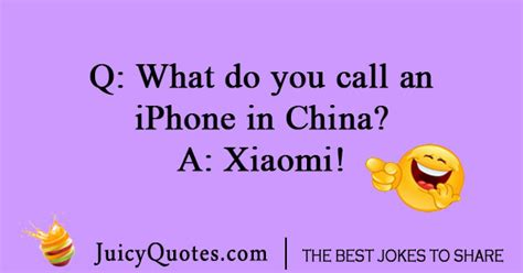 funny iphone jokes  puns    laugh
