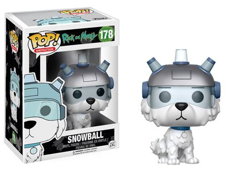 Funko Pop Original Rick And Morty Tinkles With Ghost In A Jar new rick and morty funko pop figures plushies and more announced gamespot