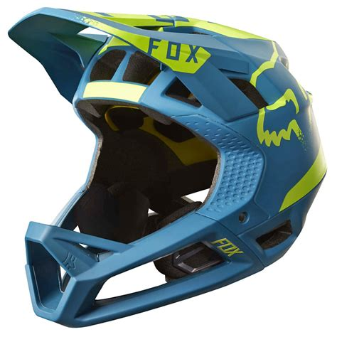Jual Helm Downhill Fox by Fox Proframe Opens Up For A Lighter More Breathable