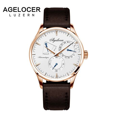 Swiss Army New Design new design swiss army agelocer men s watches white
