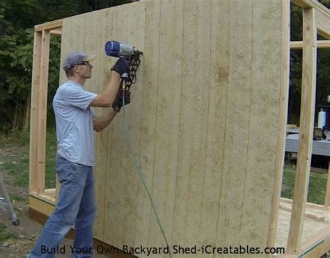 how to build a backyard shed how to build a shed storage shed building