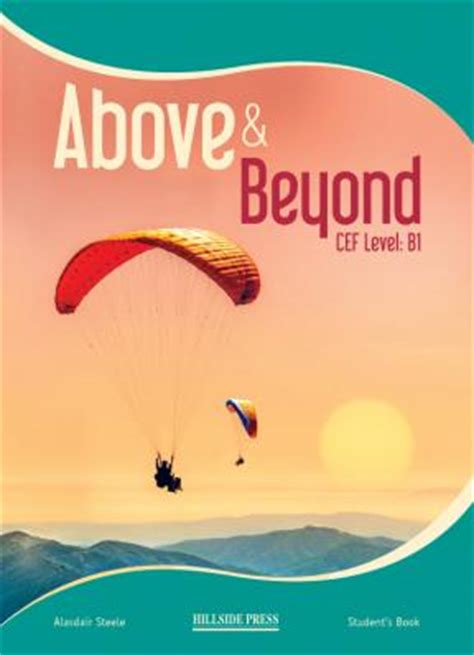 beyond level b1 students 0230461328 b1 b2 above beyond hillside