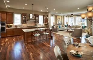 Modern Livingroom Furniture open floor plans a trend for modern living