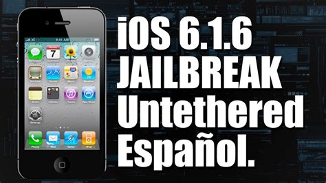pattern password for iphone without jailbreak tutorial ios 6 1 6 jailbreak untethered ipod iphone