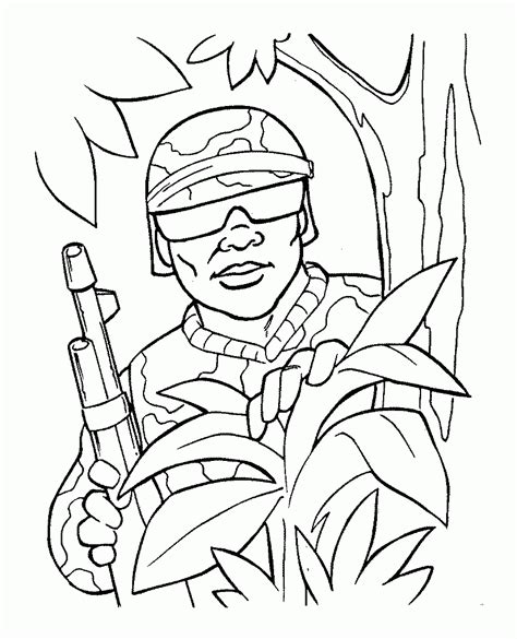 army coloring pages for adults coloring pages soldier coloring home