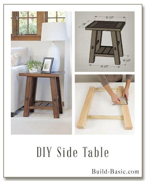 side table ideas best 25 rustic side table ideas on pinterest pallett