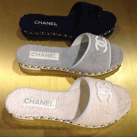 Chanel Flowers Slippers chanel slipper 28 images chanel black and beige ballet slipper mules for sale at tammerella