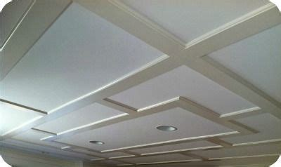 Styrofoam Coffered Ceiling Coffered Ceiling For The Home
