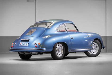 Porsche 356 A Coupe by 1956 Porsche 356 A 1500 Gs Coupe Uncrate