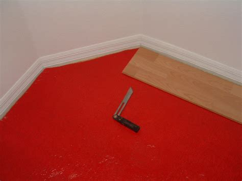 How To Cut Laminate Flooring by Installing Laminate Cutting Angles Diy