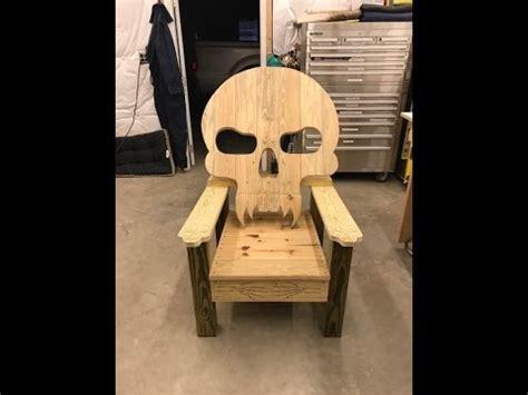 Skull Chair - skull chair no