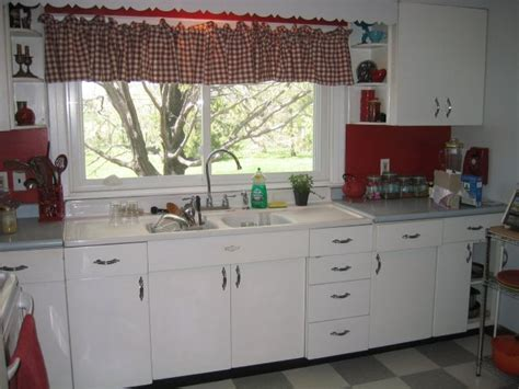 Vintage Steel Kitchen Cabinets youngstown kitchen
