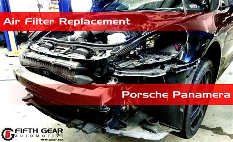 auto air conditioning repair 2011 porsche boxster engine control porsche panamera all this to change the air filter