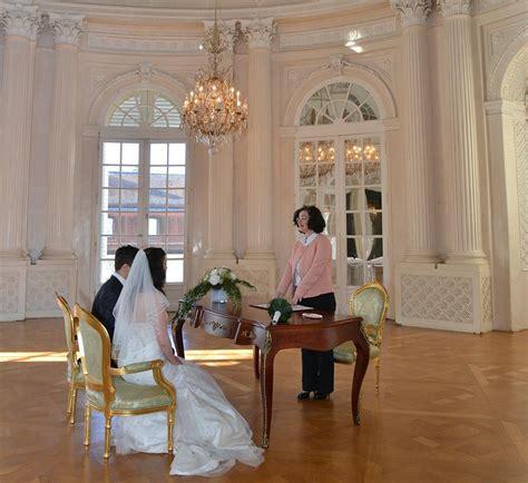 standesamt baden heiraten in schloss solitude