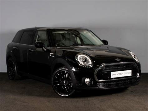 Mini Cooper Black 2017 67 mini clubman 1 5 cooper black pack 6dr chili pack