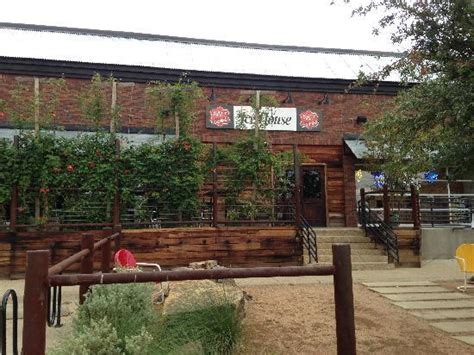 the hike house front door picture of the katy trail ice house outpost plano tripadvisor
