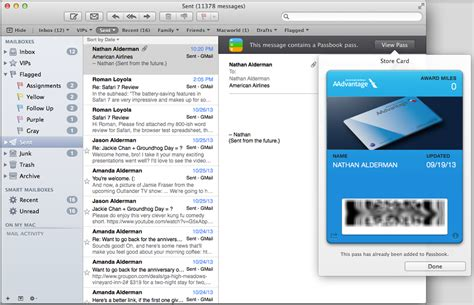 apple mail apple mail 7 review small updates don t offset big