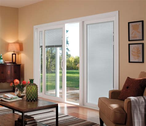 pane sliding glass door pane sliding glass door with blinds sliding doors