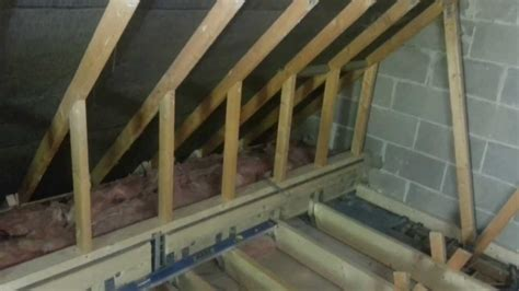 garage loft conversion  bovey tracey  youtube