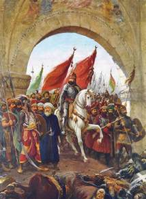 Ottoman Empire Turks Istanbul Un Fethi Vikipedi