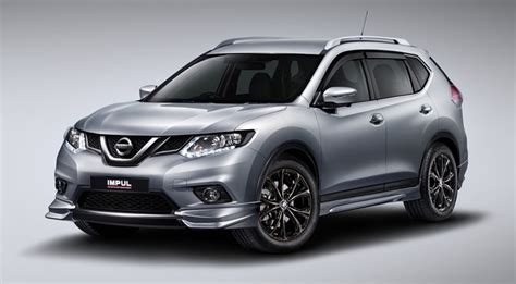 Nissan X Trail 2 5 New At 2016 2016 nissan x trail tuned by impul motor trader car news