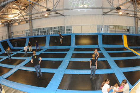 house of air san francisco house of air troline gym popsugar fitness