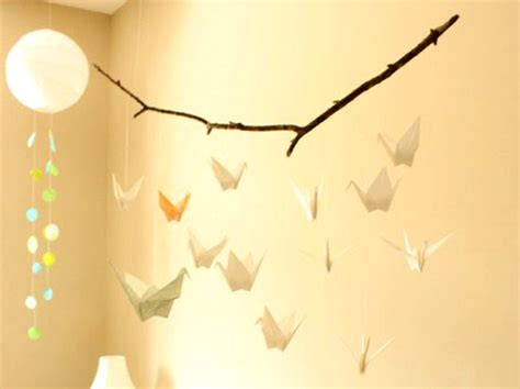 Origami Crane Mobile For Sale - floating inspiration favorite mobiles