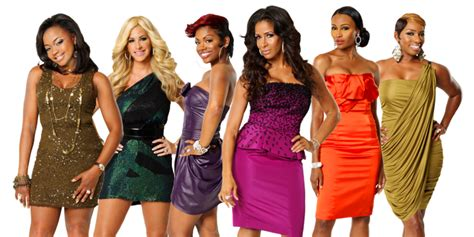 atlanta house wives real housewives of atlanta salaries revealed nene leakes celebrity bet