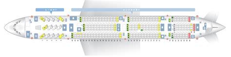 qantas a380 800 seating chart a380 800 seat map my