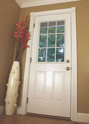 Installing A Exterior Door Installing A New Exterior Door How To