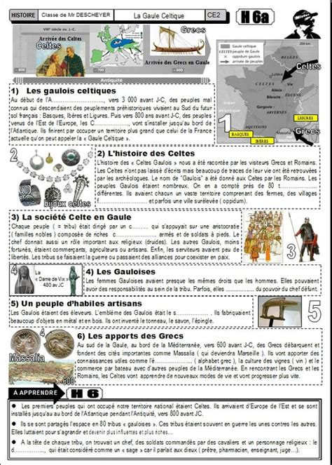 dossier complet les celtes gaulois  le blog de misterdi ce