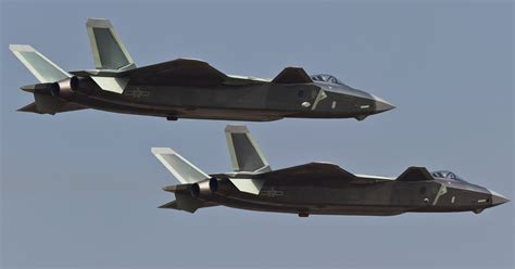 Does China's J-20 rival other stealth fighters ... J 20